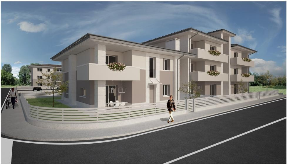 appartamento quadrilocale vendita gruppo scaligera