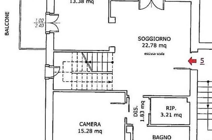 Appartamento Duplex In vendita San Pietro in Cariano - San Pietro In Cariano